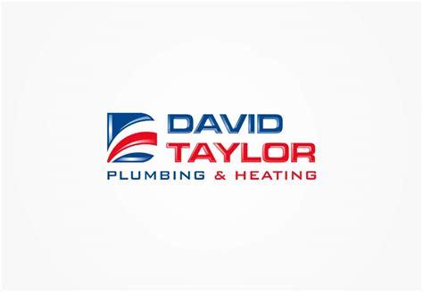 David Plumbing And Heating by Custom Logo Shop Logo Designer In Deeside Uk