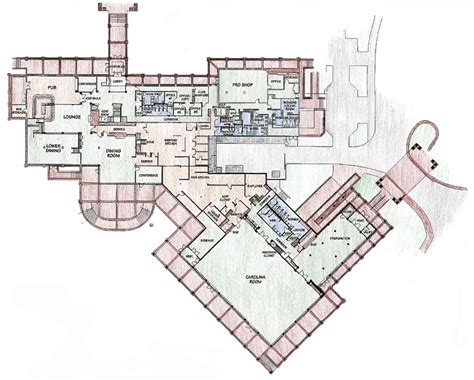 club floor plans image gallery clubhouse plans