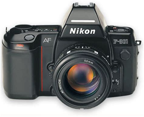 technical specification for nikon f801s / n8008s slr camera