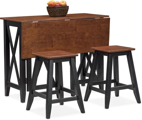 counter height breakfast bar nantucket breakfast bar and 2 counter height stools