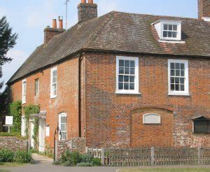 Chawton Cottage by Edward Austen A Tightwad Or A With Heavy