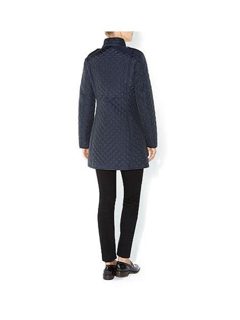 Hobbs Quilted Coat by Redirect