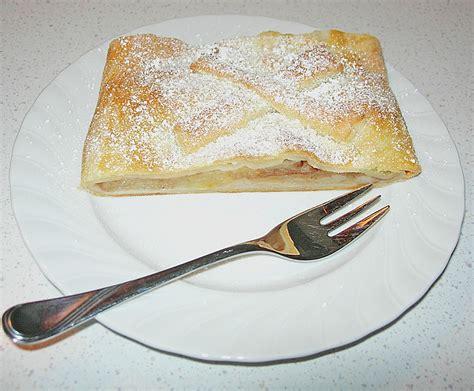 Gute Kuche by Apfelstrudel Gute Kuche Beliebte Rezepte F 252 R Kuchen Und