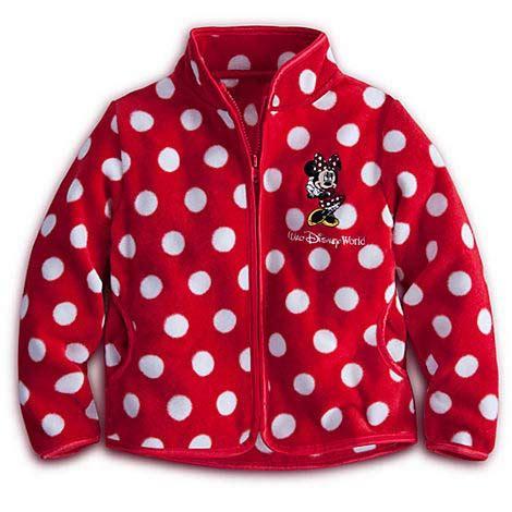 Jaket Anak Minnie Mouse Polkadot your wdw store disney jacket minnie mouse polka