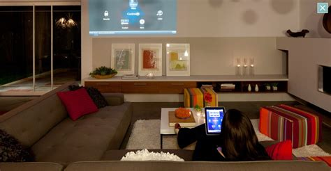 in house technology beautiful high tech home