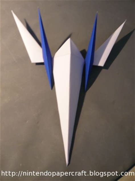arwing snes by drummyralf on deviantart