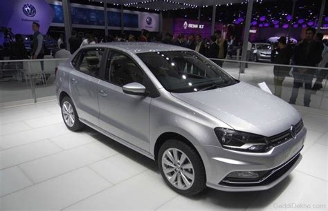 volkswagen silver silver volkswagen ameo image car pictures images