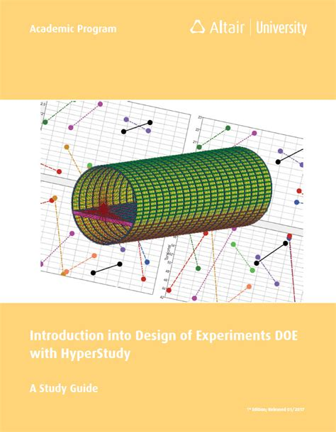 experimental design visualization free ebook design of experiments with hyperstudy a