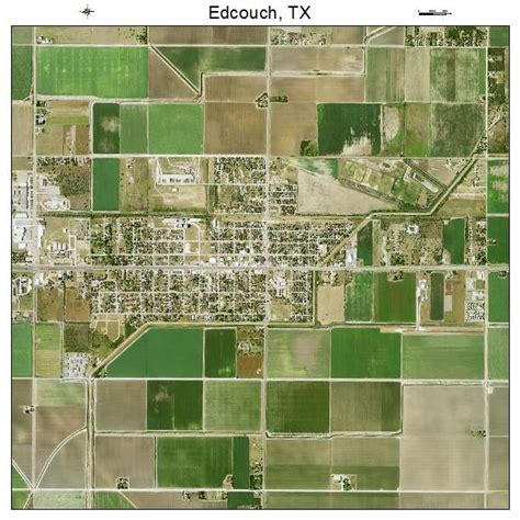 edcouch texas map aerial photography map of edcouch tx texas