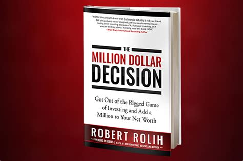 libro the million dollar blog the million dollar decision interview with robert rolih manifestation miracle