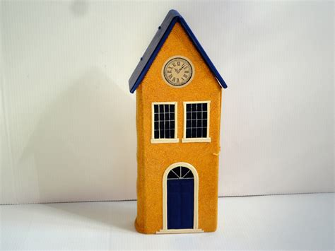 Yellow House Handmade - quot yellow house book quot handmade dairy book sculpture