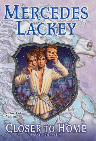 aliens abroad novels books closer to home by mercedes lackey review