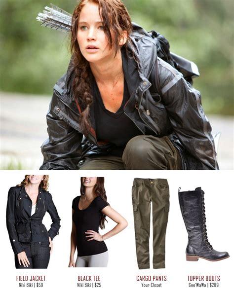 Hunger Katniss Wardrobe by Hunger Katniss Everdeen Costume