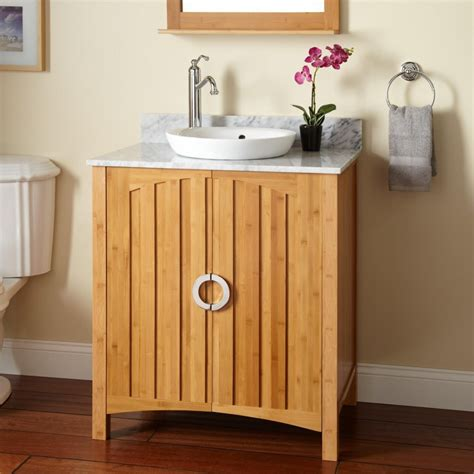 bamboo vanity bathroom bamboo vanity cabinets bathroom