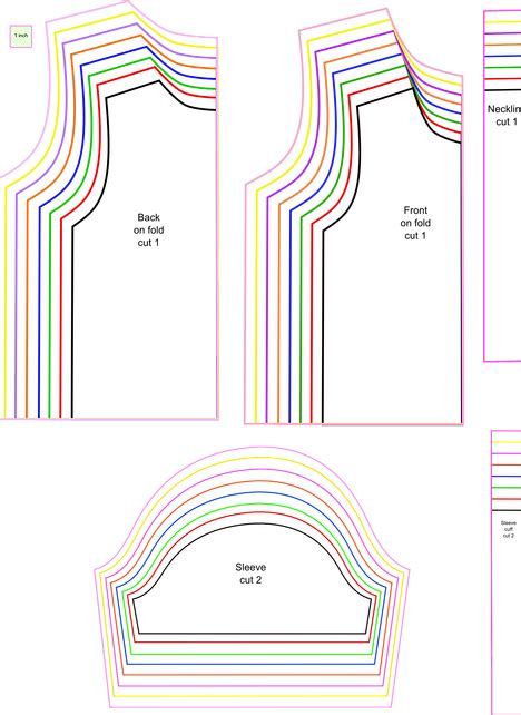 shirt pattern making pdf free sewing pattern t shirt for kids free printable