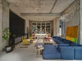 Home Furnishing Design Jobs a modern office space that looks like an urban loft