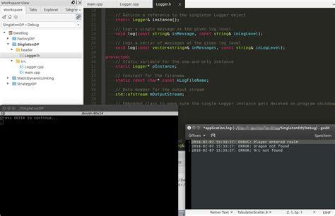 net singleton pattern singleton design pattern in c developer blog
