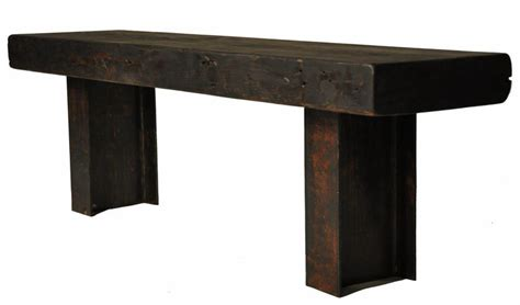 wood beam bench 17 best images about charred wood on pinterest silver