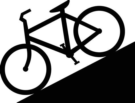 clipart etc bicycle silhouette clipart clipart suggest
