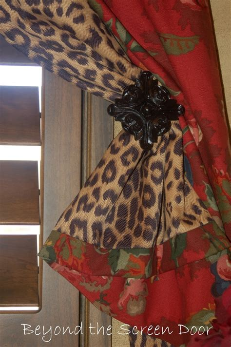 French Country Curtains And Drapes Cute Short Curtains Window Treatments Pinterest