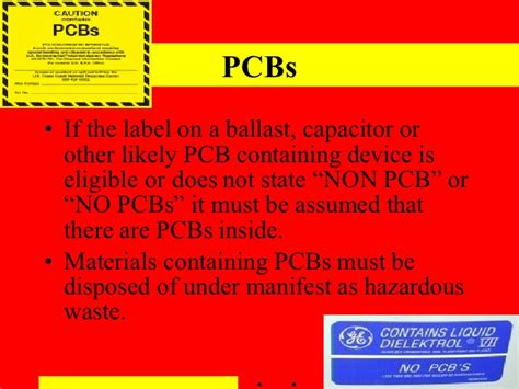 non pcb capacitor disposal non pcb capacitor disposal 28 images apt practice questions images frompo 1 universal waste