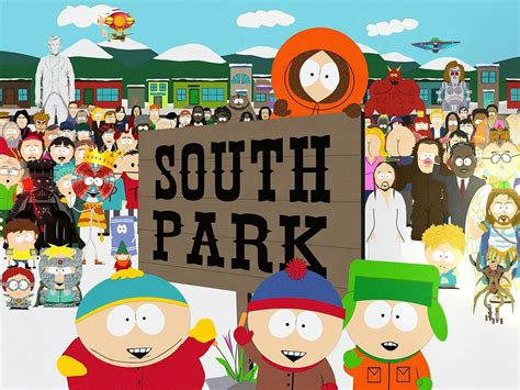 South Park Theme Song Movie Theme Songs Tv Soundtracks South Park Amusement Park