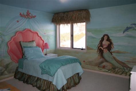 mermaid theme decor  kids interior designing ideas
