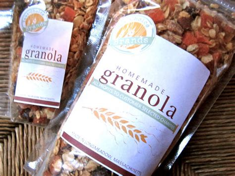 printable granola labels your choice brands granola quot all profits go to customer