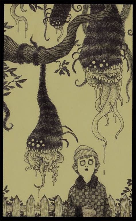 it monster 28 charmingly creepy monsters drawn on post it notes