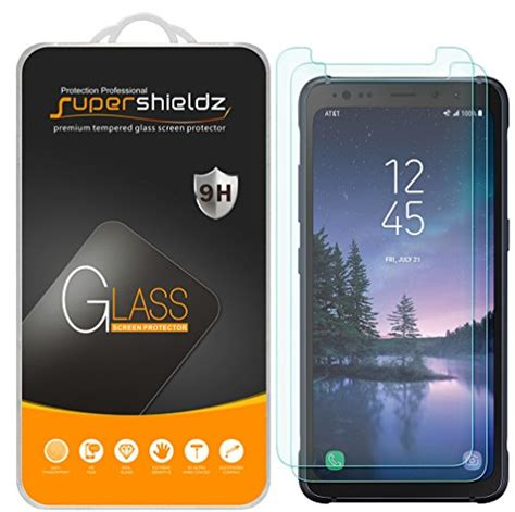 Tempered Glass Samsung Galaxy S8 Plus Anti Gores Warna 1 2 pack supershieldz for samsung quot galaxy s8 active quot not fit for galaxy s8 s8 plus model