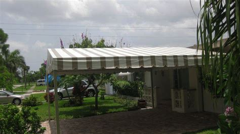 Awnings Fort Lauderdale yahan inc awnings fort lauderdale permanents awnings canopies awnings weston
