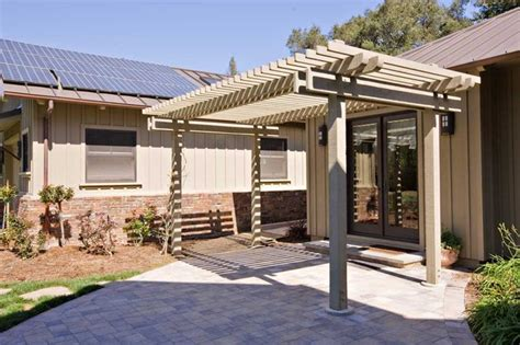 Design Ideas For Hton Bay Pergola Arbor By Bay Area Remodeling Contractor And Home Builder Eclectic Patio San Francisco