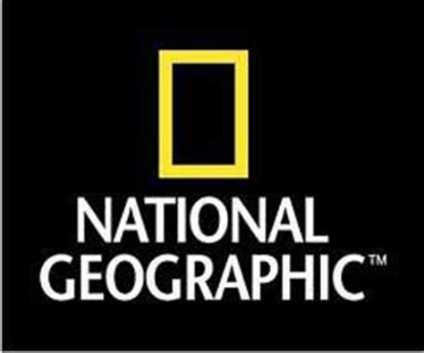 Logo Natgeo New national geographic channel thinking way outside the