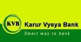 kvb bank banking karur vysya bank kvb po call letter out