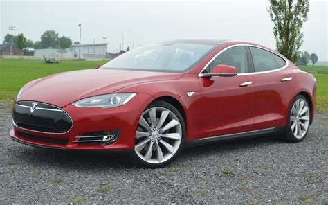 Tesla Better Without You The Tesla Model S Gets Five Safety Rating