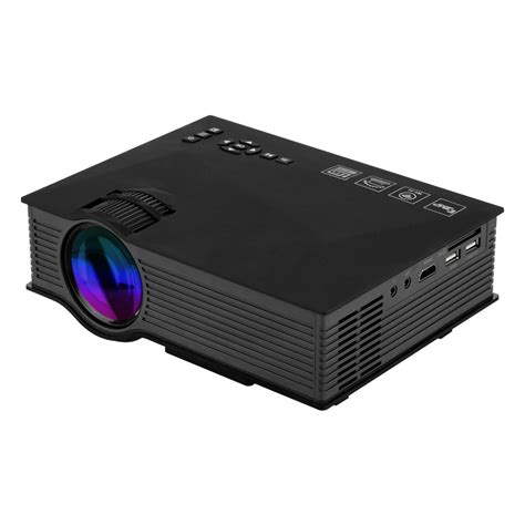 Projector Wifi mini projector 2016 new original uc46 home cinema beamer wifi portable led projector