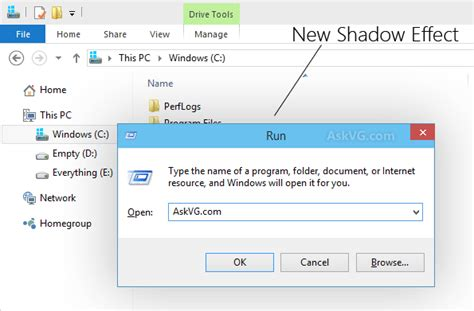 firefox themes border tip remove shadow effect from window borders in windows