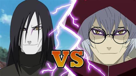 film naruto vs orochimaru kabuto vs orochimaru who is stronger otakukart