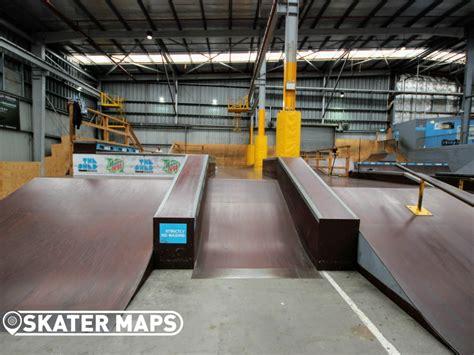 Shed Skatepark by The Shed Skatepark Skater Maps