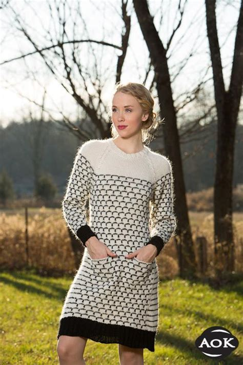 pattern review winter street dress winter dress knitting pattern and review fashion outlet
