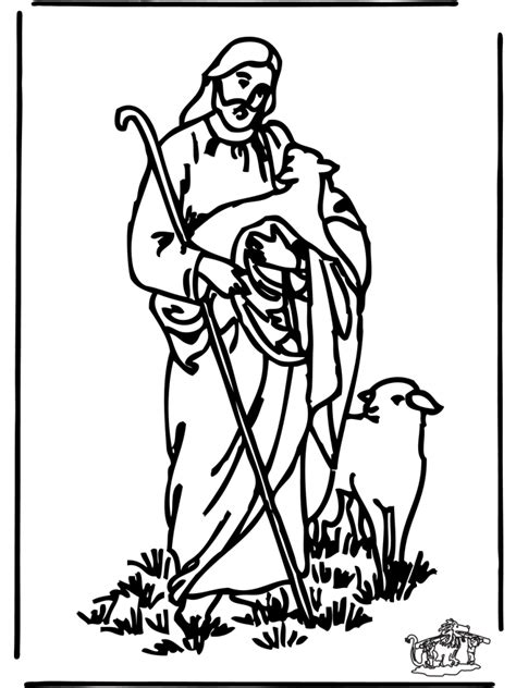 the good shepherd 4 new testament