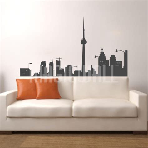 wall stickers toronto wall decals toronto silhouette wall stickers