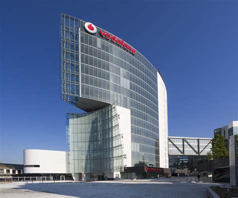 vodafone sede tecnologie smart building honeywell nella sede di vodafone
