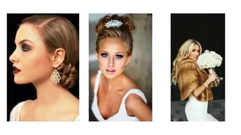 Brautfrisuren Trend 2016 by Brautfrisuren Winter Trends 2016