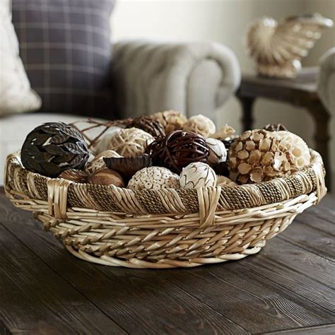 basket home decor 26 cool ways to use baskets at home decor shelterness