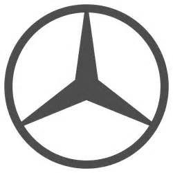 Mercedes Symbol History File Mercedes Free Logo Svg Wikimedia Commons