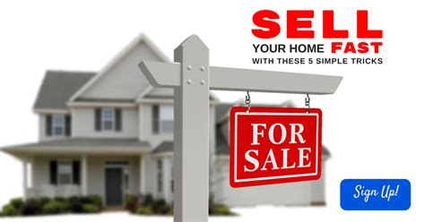 sell your home fast finish