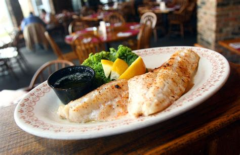 Four Stars Walleye Dinners To Brag About Food