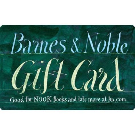 Barnes And Noble Gift Cards At Cvs - ebay 100 00 barnes noble gift card only 88 00