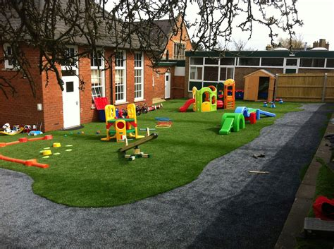 play area artificial grass play areas